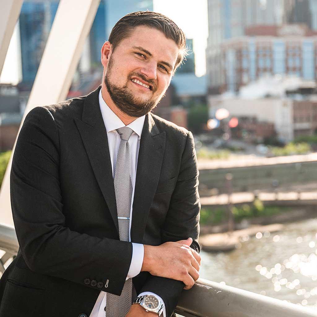 Lawyer Trevor Baskin Nashville